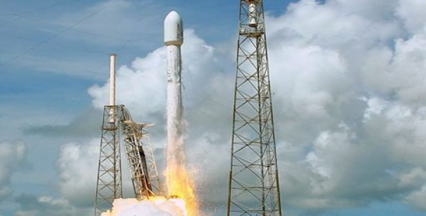 Elon Musk's SpaceX launches The Falcon 9 for the U.S. Military