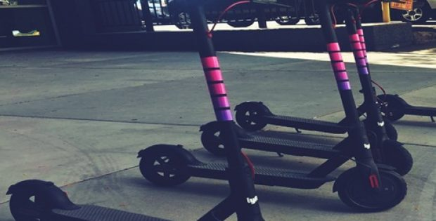 Lyft rolls out electric scooters in Nashville, will bring bikes next