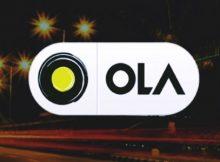 Ola scooter-sharing startup Vogo